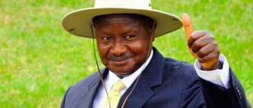 76-Year-Old Yoweri Museveni Re-Elected As President Of Uganda For 6th Term 24