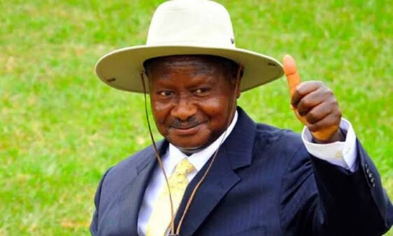 76-Year-Old Yoweri Museveni Re-Elected As President Of Uganda For 6th Term 8