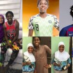 """Life Hit Us Hard In Places We Can't Respond"" - Asisat Oshoala Mourns As She Loses Her Mum 28"
