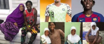 """Life Hit Us Hard In Places We Can't Respond"" - Asisat Oshoala Mourns As She Loses Her Mum 23"