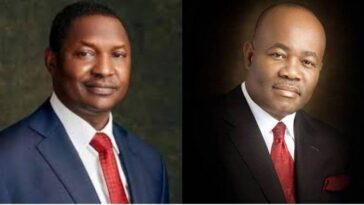 Akpabio Opens Up About Bribing AGF Malami With $5 Million For NCDC Appointment 9