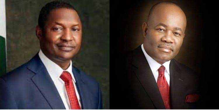 Akpabio Opens Up About Bribing AGF Malami With $5 Million For NDDC Appointment 1
