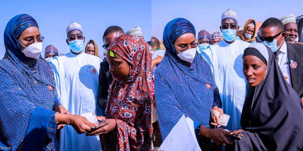 Federal Government Shares N20,000 Each To 247 Fulani Women Under Miyetti Allah 1