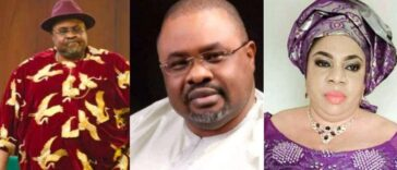 Former Rivers House Of Reps Member, Jerome Eke Dies 10 days After Losing His Wife 25