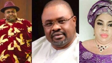 Former Rivers House Of Reps Member, Jerome Eke Dies 10 days After Losing His Wife 13