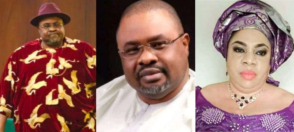 Former Rivers House Of Reps Member, Jerome Eke Dies 10 days After Losing His Wife 1