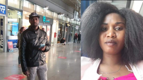 Nigerian Man Beats His Wife To Death In Italy After Threatening To Kill Her Several Times 1