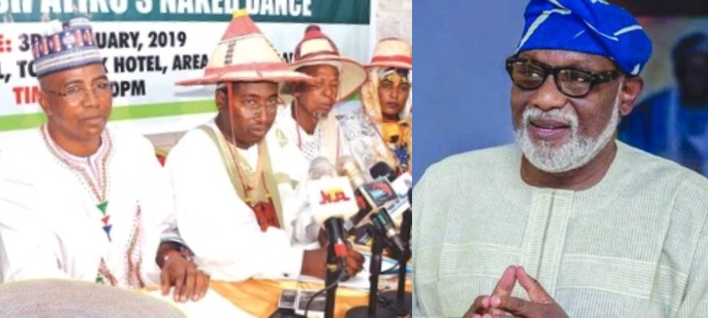 Miyetti Allah Reacts As Gov Akeredolu Orders Herdsmen To Vacate Ondo Forest 1