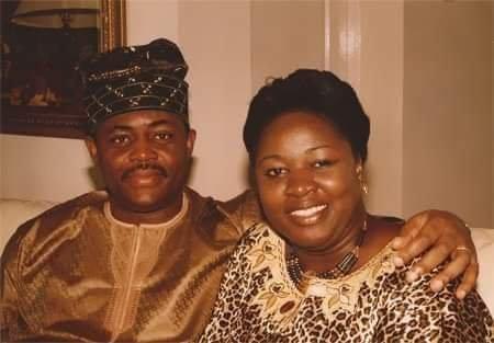 Femi Fani Kayode celebrates wife Regina Fani Kayode on her birthday - PHOTOS 4