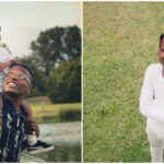 Wizkid's First Son Boluwatife And Lastborn Zion Finally Meets For The First Time [Video] 28