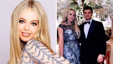 Tiffany Trump Announces Her Engagement To Nigerian-Bred Fiancé Michael Boulos 8