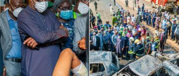 Abiodun Bans Trucks, Trailers From Flyovers As Three Die In Ogun Tanker Explosion 27