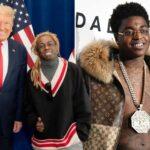 Trump Pardons: Lil Wayne, Kodak Black make Donald Trump's pardons list 8