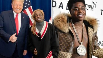 Trump Pardons: Lil Wayne, Kodak Black make Donald Trump's pardons list 7