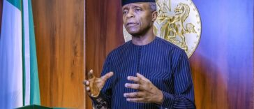 """Cryptocurrencies Should Be Regulated, Not Prohibited In Nigeria"" - Osinbajo Tells CBN 24"