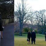 Trump And Melania Finally Leaves White House Ahead Of Biden's Inauguration [Video] 27