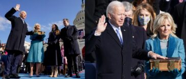 Joe Biden Sworn In As US President, Calls For Peace And Unity Among Americans [Video] 24