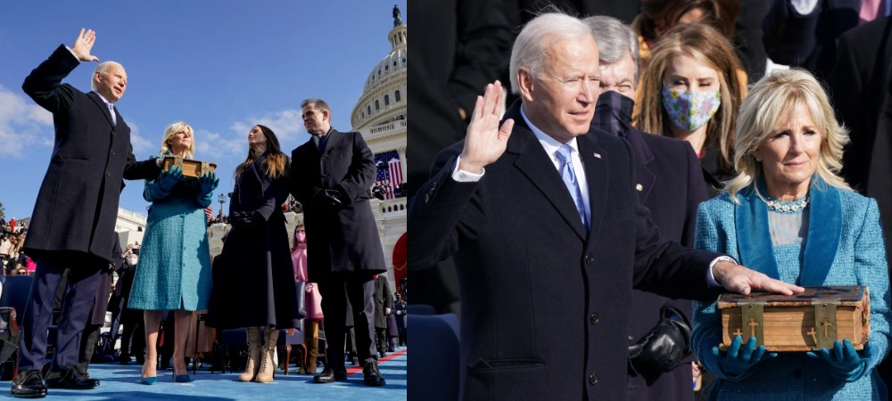 Joe Biden Sworn In As US President, Calls For Peace And Unity Among Americans [Video] 1