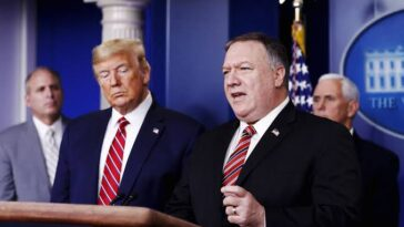 China Imposes Sanctions On 28 Officials In Trump Govt Including Mike Pompeo 2