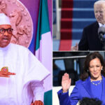 Buhari Says He's Looking Forward To Work With Joe Biden And Kamala Harris 27