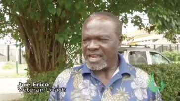 Former Super Eagles Assistant Coach, Joe Erico Dies After Complaining Of Stomach Ache 9