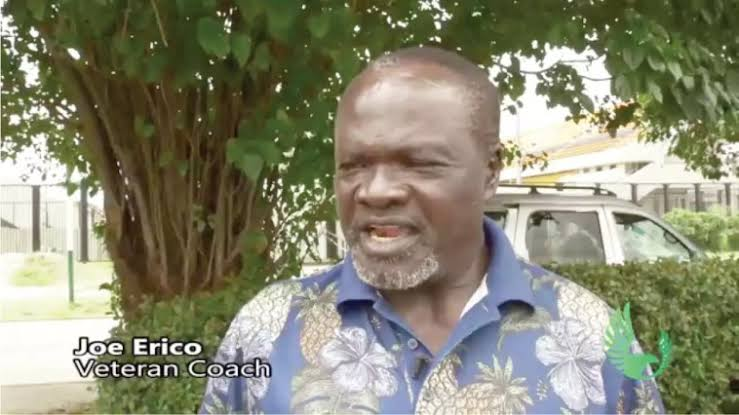 Former Super Eagles Assistant Coach, Joe Erico Dies After Complaining Of Stomach Ache 1