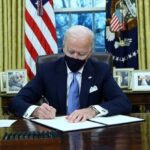 President Joe Biden Lifts Trump's Immigrant Visa Ban On Nigeria, 11 Other Countries 27