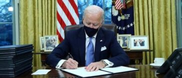 President Joe Biden Lifts Trump's Immigrant Visa Ban On Nigeria, 11 Other Countries 27