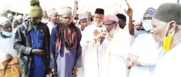 Over 500 Bandits Promise To Surrender After Peace Deal With Sheikh Gumi In Kaduna 24