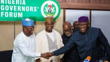 "Governors Dismiss Yahaya Bello's Claim That COVID-19 Vaccines Are ""Meant To Kill"" 9"