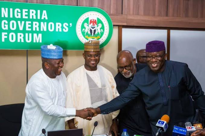 """Governors Dismiss Yahaya Bello's Claim That COVID-19 Vaccines Are """"Meant To Kill"""" 1"""