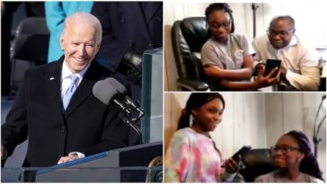 Joe Biden Calls Nigerian Family To Thank Them For Their Support, Invites Them To White House [Video] 2