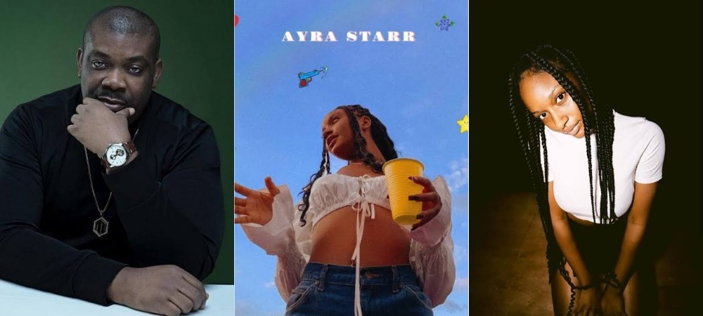 Don Jazzy's Mavin Records Unveils 18-Year-Old Female Singer, Ayra Starr [Video] 1