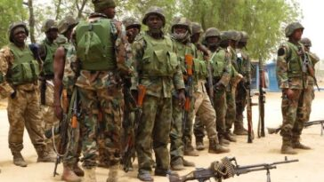 127 Soldiers Resigns From Nigerian Army Amid Worsening Security Challenges 10