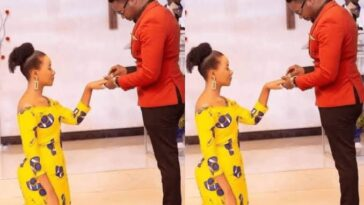 Nigerian Man Claims Women Are Meant To Kneel When Accepting Marraige Proposals 6