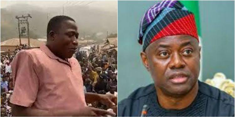 """""""We'll Evict Fulani People In Entire Yorubaland"""" - Sunday Igboho Dares Makinde 1"""
