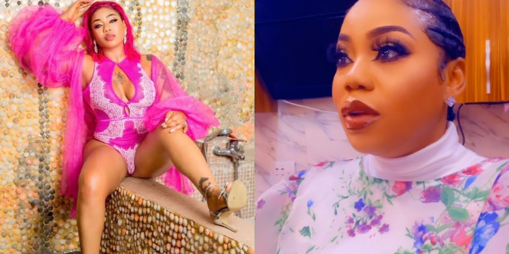 Toyin Lawani Reacts After Catching One Of Her Staff Wearing Her Bra [Video] 1