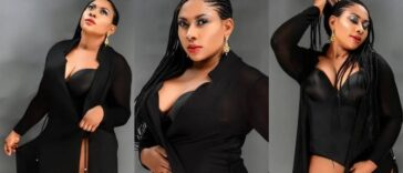 Actress Queeneth Agbor Says She Can Marry A Cheating Man, But Not A Stingy One 22