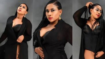 Actress Queeneth Agbor Says She Can Marry A Cheating Man, But Not A Stingy One 6