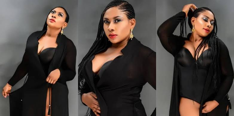 Actress Queeneth Agbor Says She Can Marry A Cheating Man, But Not A Stingy One 1
