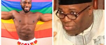 """My Gay Son Is Not A Criminal, He Will Be Celebrated In Nigeria"" - Doyin Okupe 21"