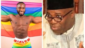 """My Gay Son Is Not A Criminal, He Will Be Celebrated In Nigeria"" - Doyin Okupe 9"