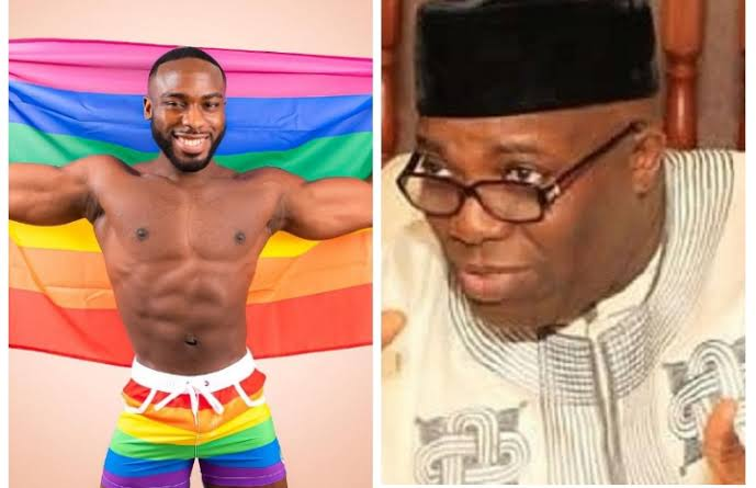 """""""My Gay Son Is Not A Criminal, He Will Be Celebrated In Nigeria"""" - Doyin Okupe 1"""