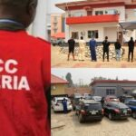EFCC Arrests 11 Suspected 'Yahoo Boys' With 12 Exotic Cars In Osogbo [Photos] 28