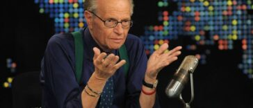 Legendary TV Host, Larry King Dies After He Was Hospitalized With COVID-19 26