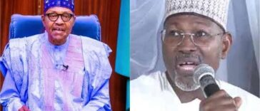 Former INEC Chairman, Jega Says Buhari Has Disappointed So Many Nigerians 24