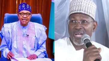 Former INEC Chairman, Jega Says Buhari Has Disappointed So Many Nigerians 11