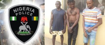 Police Arrest 3 Suspect For Beating 23-Year-Old Man To Death Over Phone Theft In Ogun 23