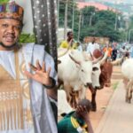 Adamu Garba Criticizes Fulani Herdsmen For Roaming The Streets With Cows 9