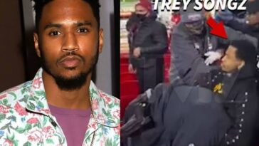 US Singer, Trey Songz Arrested For Allegedly Assaulting A Police Officer [Video] 7